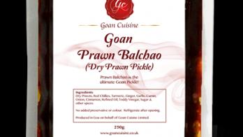 Prawn Balchao (Dry)