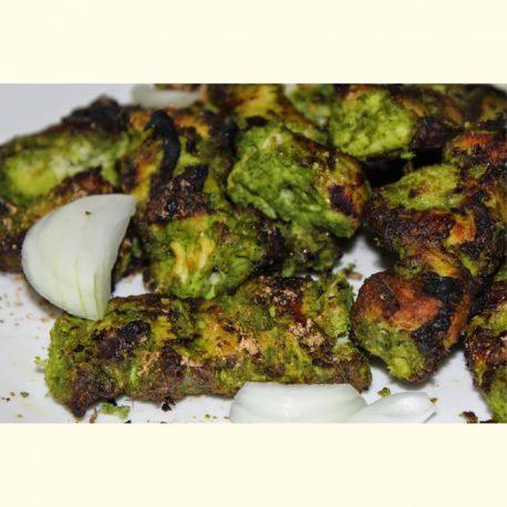 Hariyali Chicken_(dish)