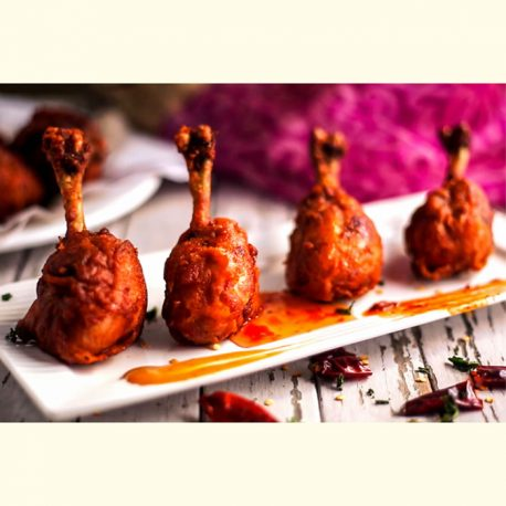 crispy chicken lollipop_(dish)